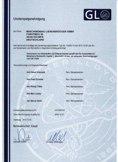 Certifications - Lidu